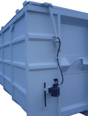 38 m3 z dachem otwieranym hydraulicznie